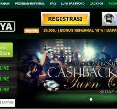 Judi Online Dengan Aman Di Pokerboya